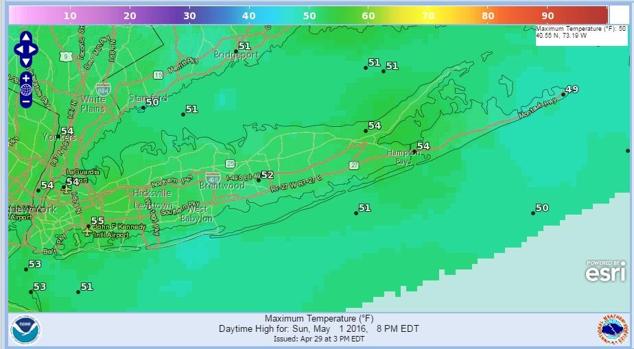 Nice Saturday Rain Sunday Long Island Weather Weather