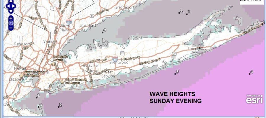 Long Beach Island Marine Forecast